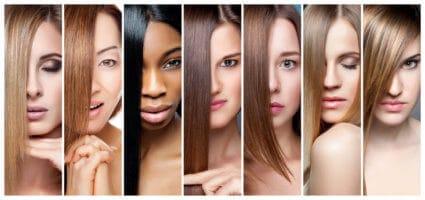 Lissage brésilien types de cheveux