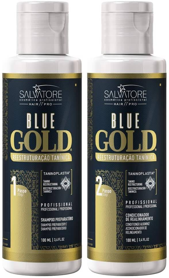 lissage tanin blue gold salvatore