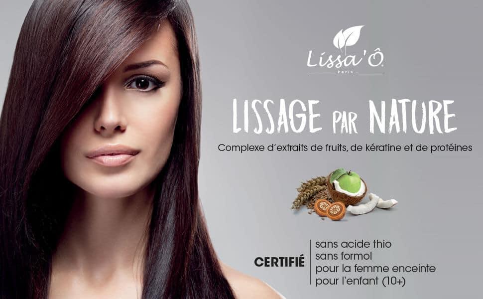 Lissa'Ô Paris, lissage brésilien professionnel à la française par Nuwee